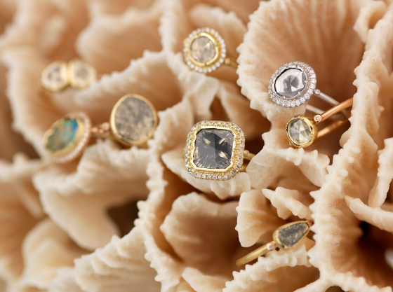 Brooke Gregson rings