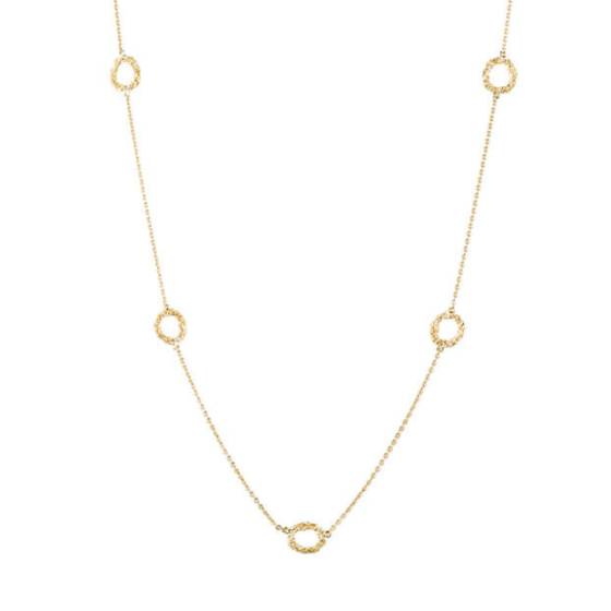 18kt-Seven-Circle-Necklace-Main