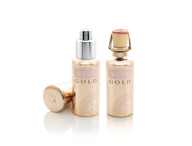 Musc Gold - Extrait & Pure Essence